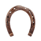Old Horseshoe Royalty Free Stock Photography
