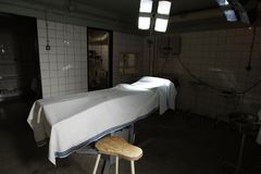 Old hospital Stock Images