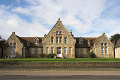 Old Hospital. In Grantham, Lincolnshire, England Royalty Free Stock Image