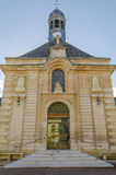 Old hospital in Beaune, Burgundy, France Stock Photos