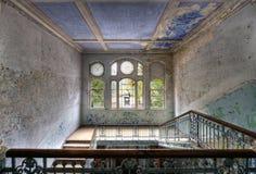 Old hospital in Beelitz Stock Photos
