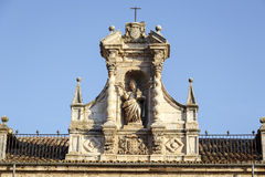 Old Hospital of Burgo de Osma Royalty Free Stock Photo