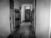 Old Hospital Hallway Stock Photos