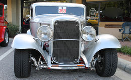 Old Hot Rod Car Stock Images