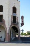 Old Hotel. In Yuma, Arizona stock photo