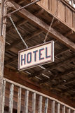 Old hotel Stock Photos