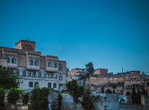 Old hotel in Urfa Stock Photography