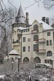 Old hotel Valtionhotelli Royalty Free Stock Image