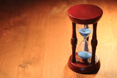 Old Hourglass Stock Photography