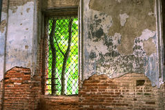 Old House. Abandoned Old House - Home Improvement Needed Stock Photography