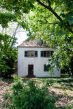 Old House. In a forest near Darmstadt in Germany Royalty Free Stock Photos