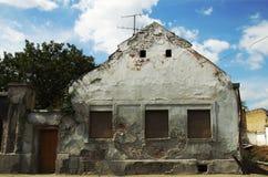 Old House. In center of novi sad Stock Photo