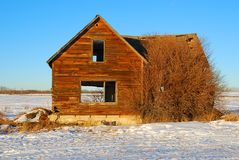 OLD HOUSE Stock Photography