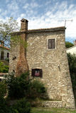 Old house. In Istria, Croatia Stock Photos
