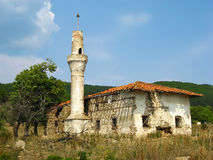 Old house. Remains of an old house in Stara Planina, Bulgaria Stock Photos