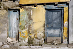 Old house 3. Old house in montenegro Royalty Free Stock Photography