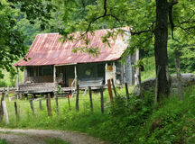This Old House. Old House in the Mountains Stock Images
