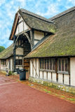 The old house. The old village house in Aylsford Stock Photos