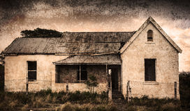Old house. Royalty Free Stock Photos