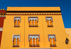 Old house in Arabian style at Cordoba Spain Stock Images