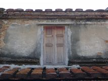 Old house and architecture Royalty Free Stock Images