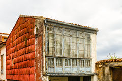 Old house Asturias Royalty Free Stock Photos