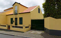 The old house on Azores Royalty Free Stock Images