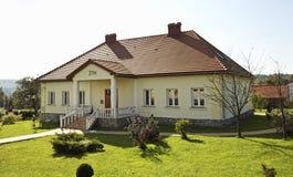 Old house in Babice. Poland Stock Photos