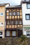 An old house. Bad Muenstereifel, Germany 2014 Royalty Free Stock Image