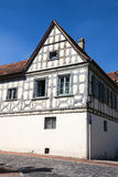 An old house in Bamberg, Germany. Royalty Free Stock Photo