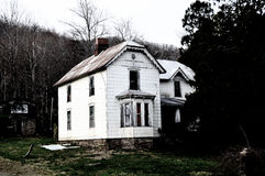 Old House. Old Barn in Smokey Mountain Natn'l Park Royalty Free Stock Photos