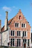 Old house. In Brugge Royalty Free Stock Image