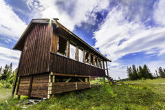Old House/Cabin Stock Image