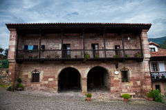 Old house in Carmona village Royalty Free Stock Images