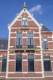 Old house in the center of Winschoten. Netherlands Stock Photo
