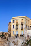 Old house. Chania Town, Crete Island, Greece. Stock Images