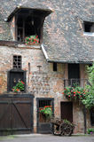 Old house in the city Colmar Royalty Free Stock Image