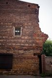 Old  house. The city of Irkutsk Stock Image