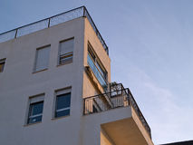 Old house In classical Bauhaus style Stock Photography