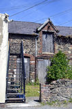 Old house in Conwy Royalty Free Stock Photos