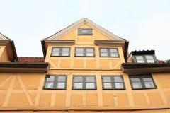 Old house in Copenhagen Stock Photo
