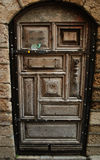 Old house door Royalty Free Stock Photography