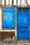 Old house door Royalty Free Stock Photos