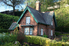 Old house in Edinburgh. In Scotland, UK Royalty Free Stock Photos