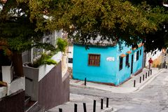 Old house El Hatillo Miranda State Caracas Venezuela stock photos