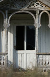 Old porch Stock Image