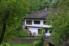 Old House in Etar Stock Images
