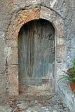 Fiumefreddo old door. A old house at fiumefreddo del bruzio in south italy royalty free stock photo