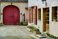 Old house, france Stock Image