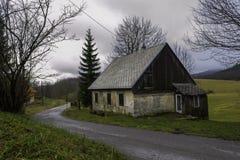 Old House, Gorski Kotar Stock Image